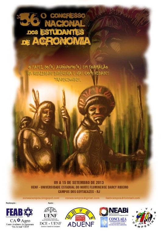 Vem aí o 56º Congresso Nacional dos Estudantes de Agronomia (CONEA)